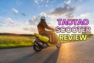 TaoTao Scooter Review 2020 – Best Gas Scooter At a Low Price