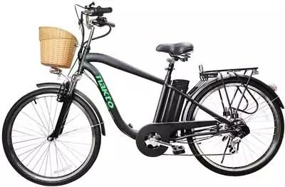 NAKTO 26″ Electric Bike 6 Speed Electric Bike