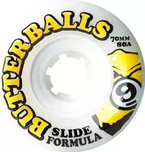 Sector 9 Butterball 65Mm Best Longboard Slide Wheels
