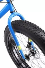 Mongoose Dolomite wheels