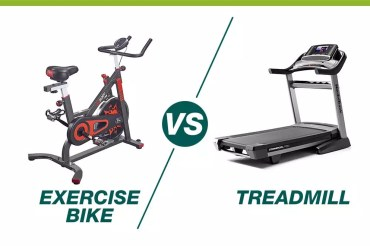Exercise Bike vs Treadmill – Which is Right For You?