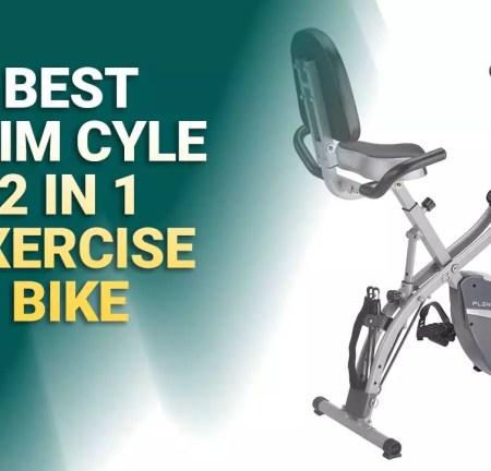 Best Slim Cycle 2-in-1 Exercise Bike