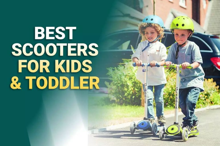 Best Scooter For Kids and Toddler 2020 – Reviews & Buyer's Guide