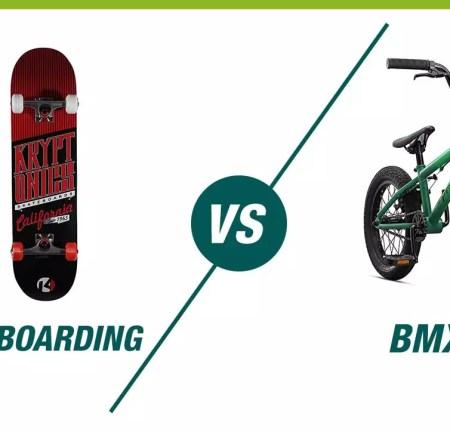 Skateboarding Vs BMX: Which is Better?