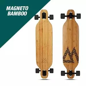 Magneto Bamboo Longboards