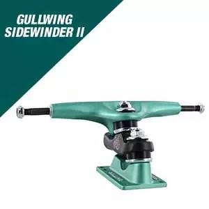 Sector 9 Gullwing Sidewinder II Trucks