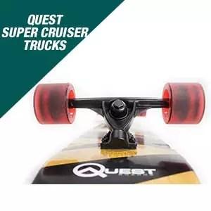 quest super curiser trucks