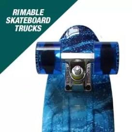 rimable skateboard trucks