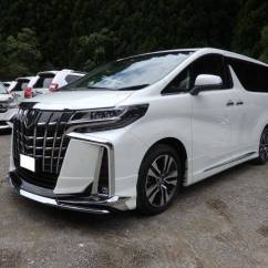 All New Toyota Alphard 2018 Indonesia Head Unit Grand Veloz Ref No 0120071747 Used Cars For Sale
