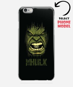 The Hulk Mobile Case by Roshnai - Pickshop.pk