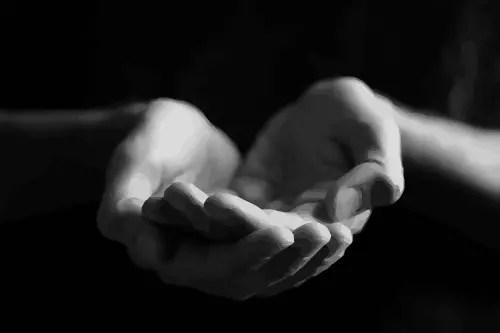 Image result for offering hands