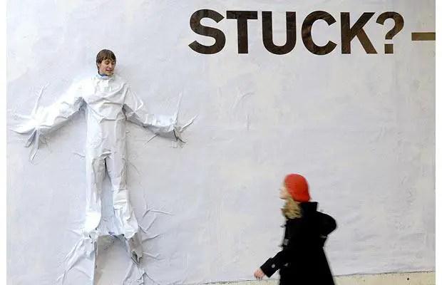 7 Ways to stop feeling Stuck and Start Feeling FreePick ...