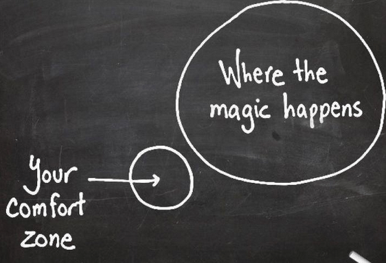 Why You Should Get Out Of Your Comfort Zone Right Now - Pick the Brain    Motivation and Self ImprovementPick the Brain   Motivation and Self  Improvement