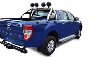 stainless steel ford ranger