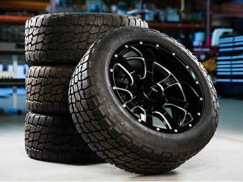 nitto tires stack