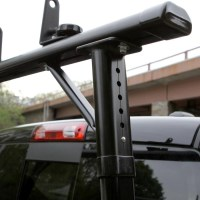 Vantech Universal Clamp-on Truck Ladder Racks