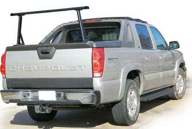 Chevy Avalanche Ladder Rack
