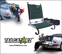 Tailgating Backpack Cooler Chair - DINNING ROOM CHAIRS