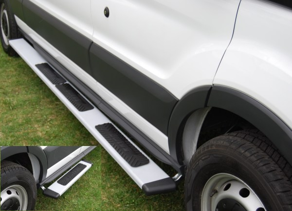 Owens Products Fusion Step Running Boards