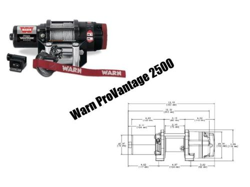 small resolution of warn winch 2500 lb