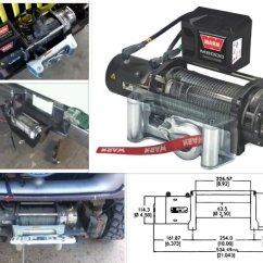 Warn Winch Gears 2 Gang Way Dimmer Wiring Diagram 26502 M8000 8000 Lb Advantages And Review