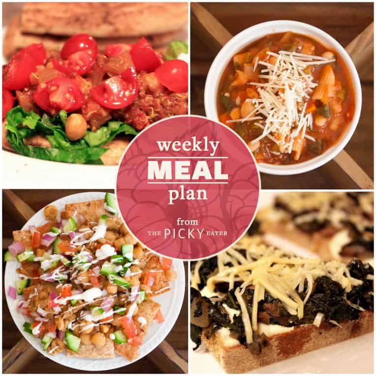 meal plan week 8