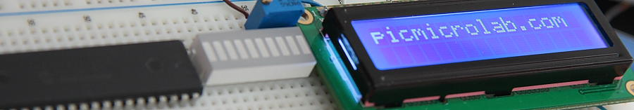 Simple Ir Proximity Sensor Picmicrolab