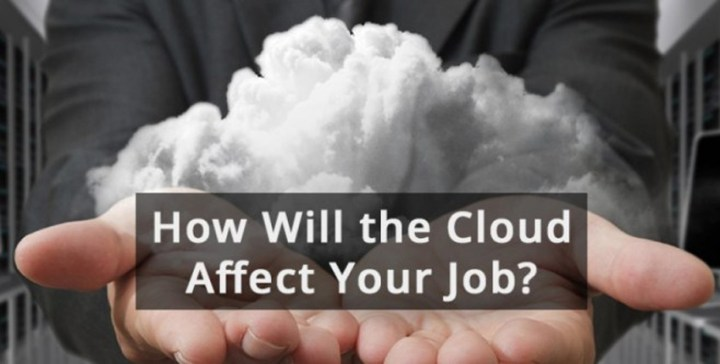 Cloud is changing the IT Professional's Skills