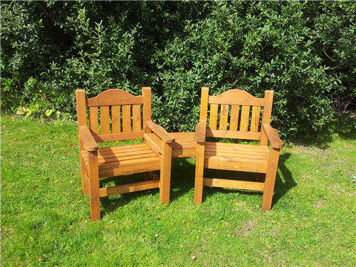 2 seater love chair ikea rocking outdoor seat guinevere coversation tete a chairs and seats