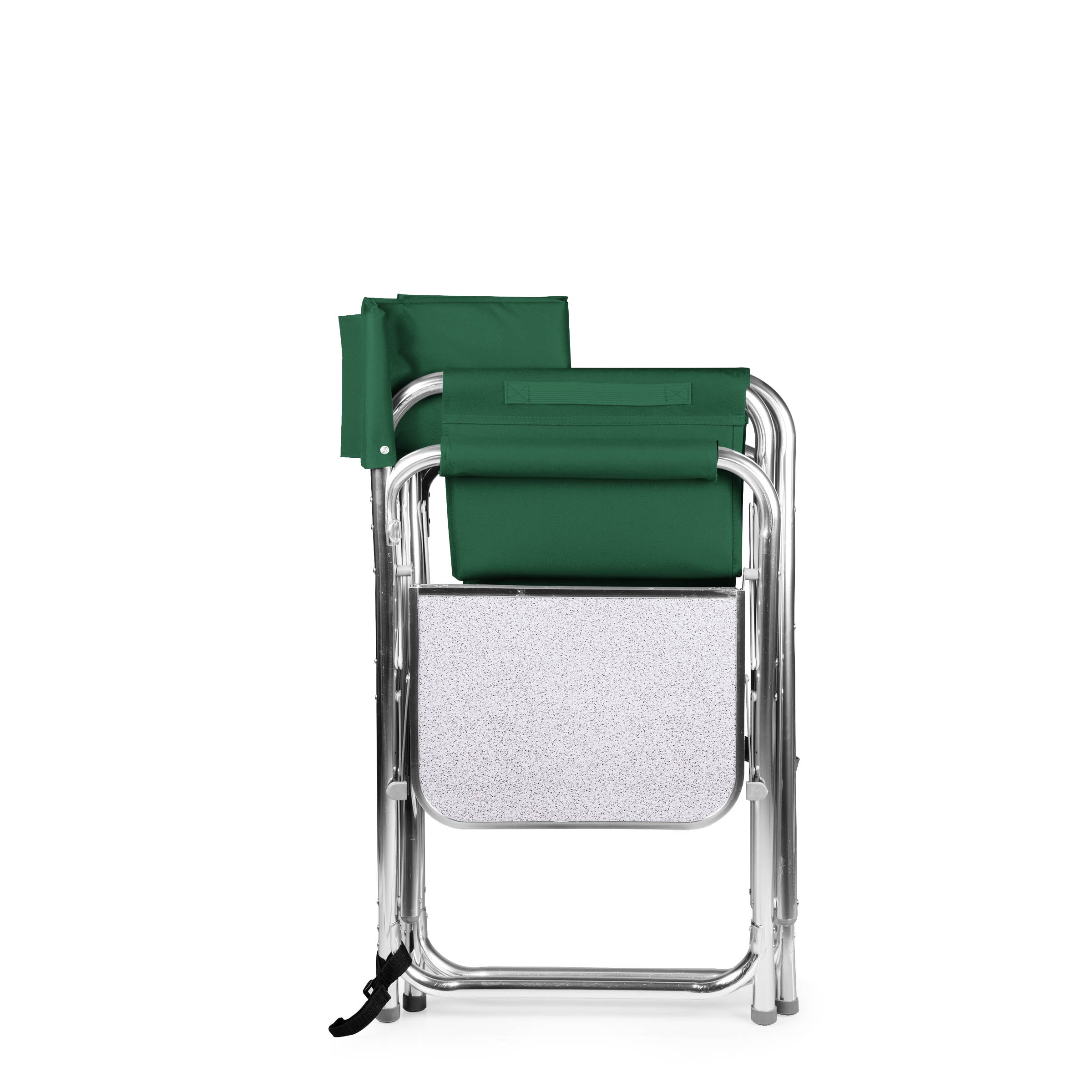 folding chair green posture staples sports picnic time family of brands