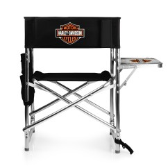 Chair Photo Frame Hd Slipcovers For Patio Cushions Harley Davidson Sports By Picnic Time Bar And