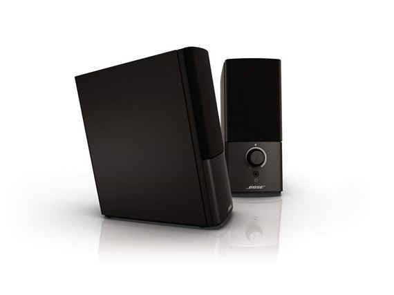 Bose Companion 2 Series III Multimedia Speakers for PC