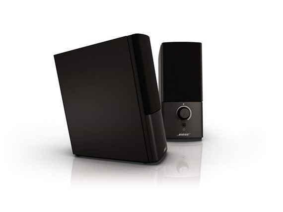Bose Companion 2 Series III Multimedia Speakers for PC