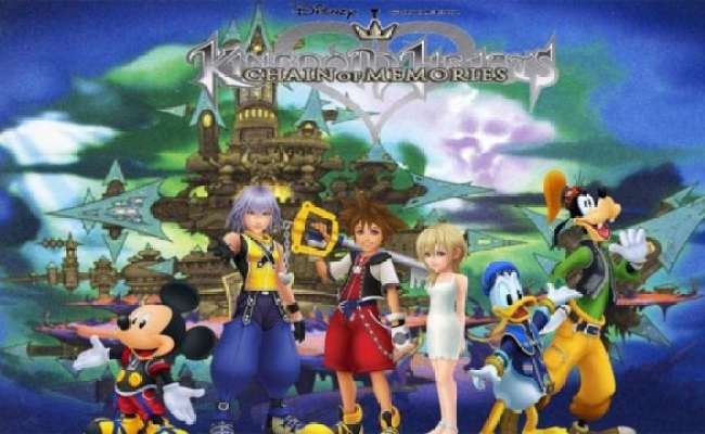 Kingdom Hearts Games In Order Of Release Complete List