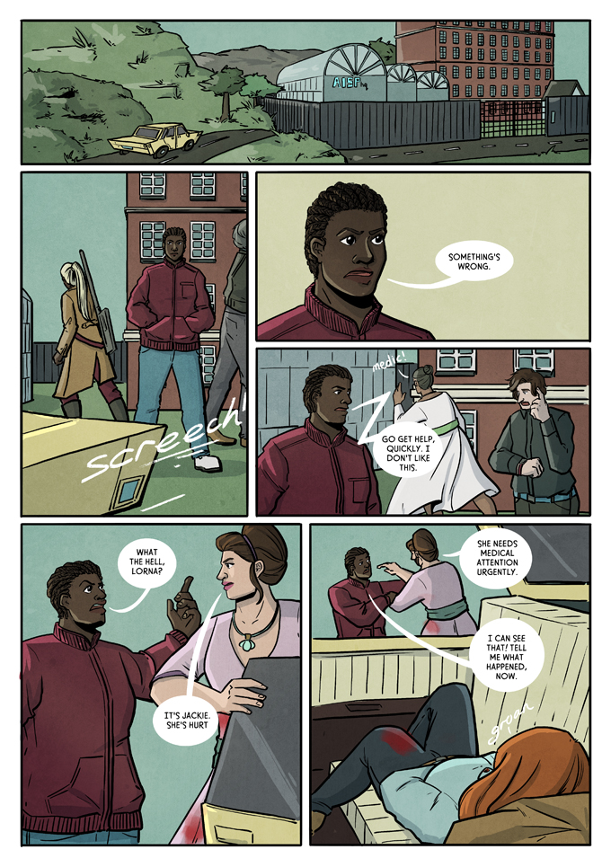 Issue #3 Page 16