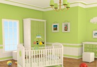 How to Choose the Best Color for The Nursery - Picone Home ...