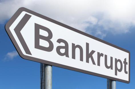 「bankrupt」の画像検索結果