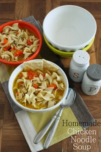 homemadechickennoodlesoup