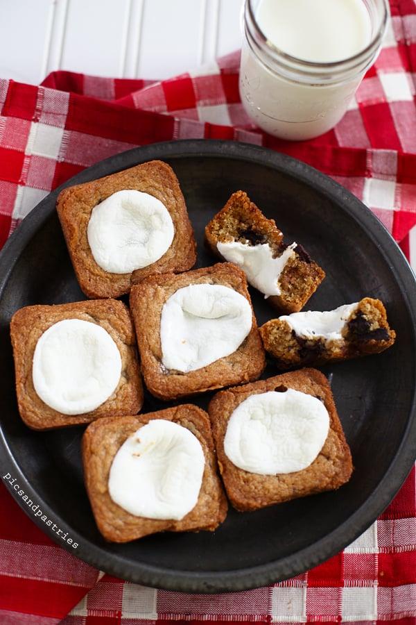 cookiebarssmores