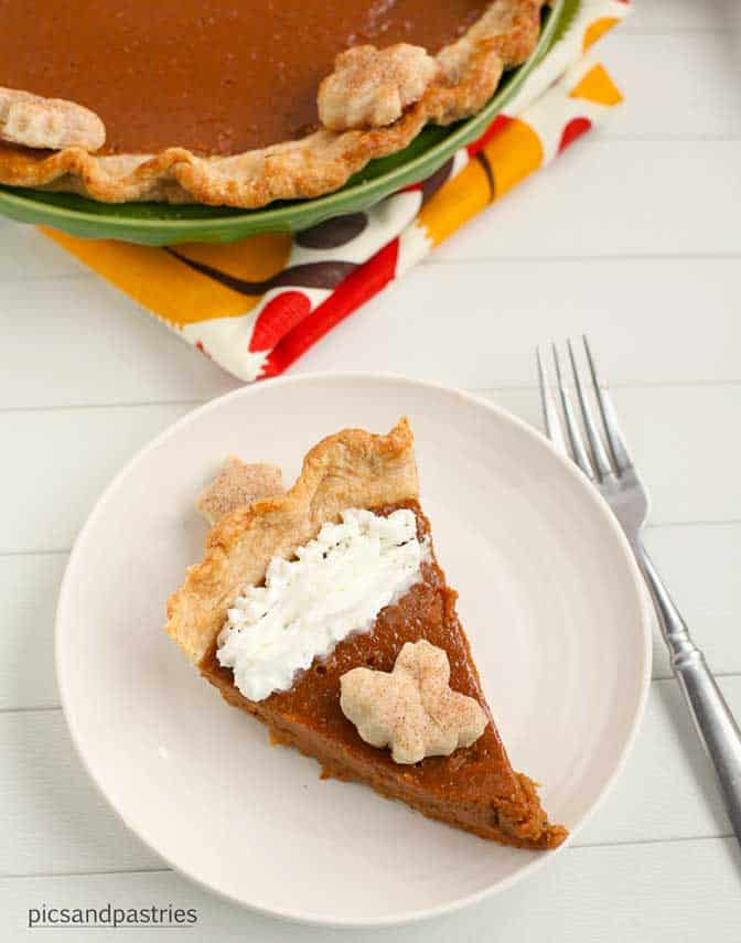 homemade-pumpkin-pie