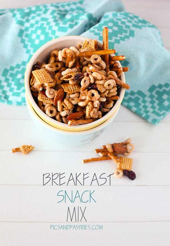 Breakfast Snack Mix