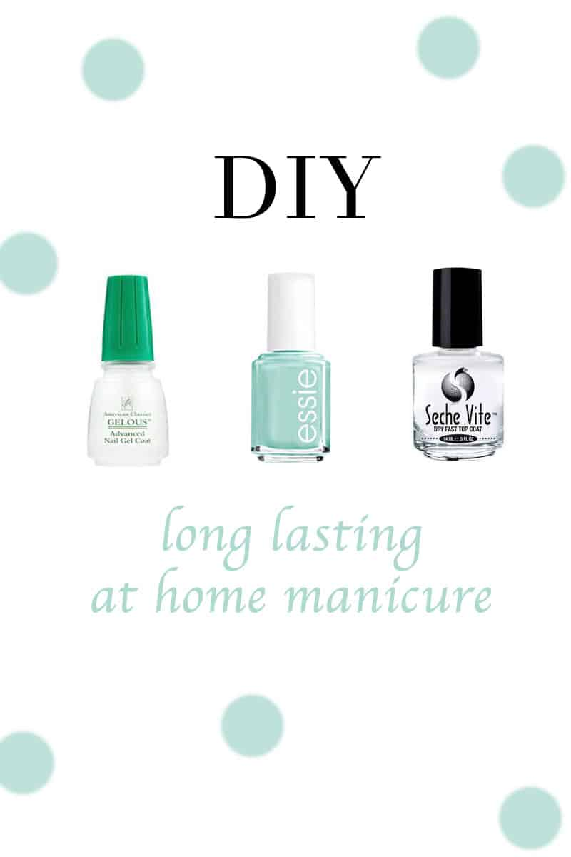 at home gel nails