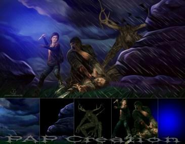 PAP Creation Fantasy Art #MadeWithPicsArt and Photoshop