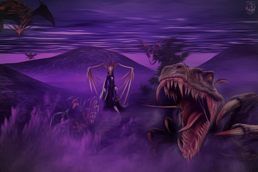 Dragon Land #MadeWithPicsArt