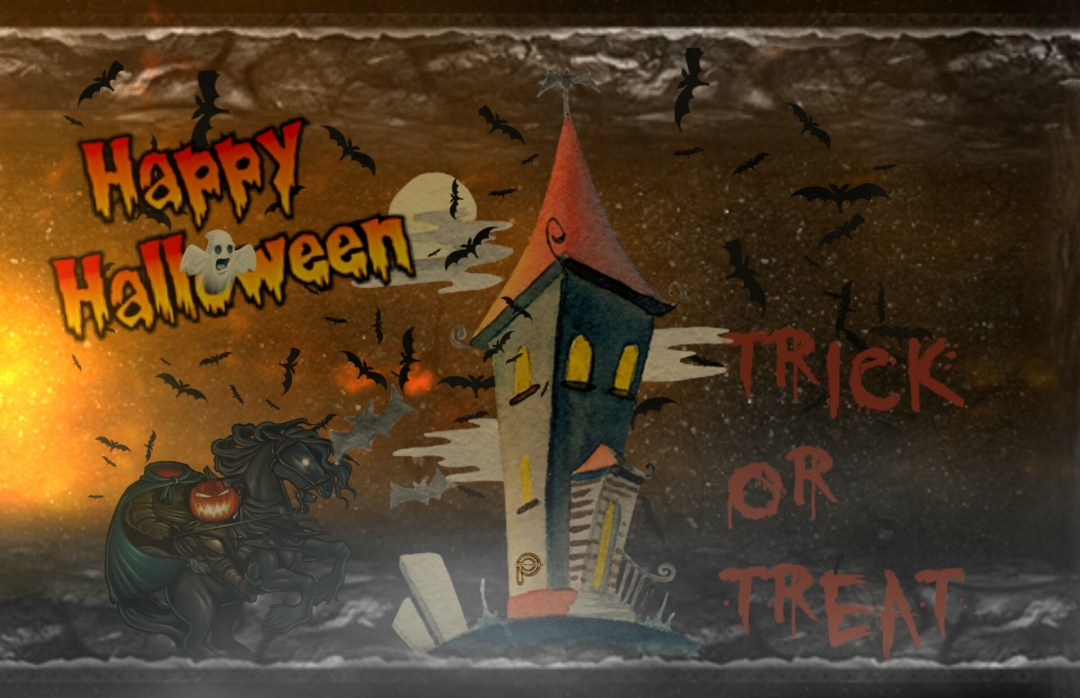 Happy Halloween @ all