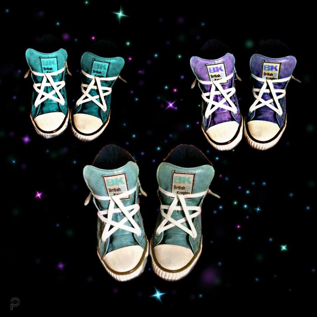 shoes silke