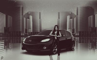 Mazda MPS #MadeWithPicsArt