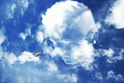 Cloud Face #MadeWithPicsArt