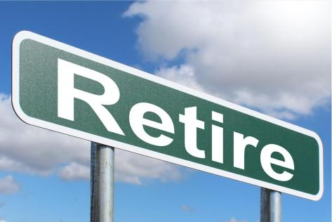 「retire」の画像検索結果