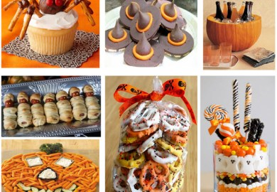 Ideas For Halloween Party